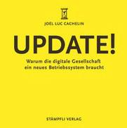 Update! von Joël Luc Cachelin