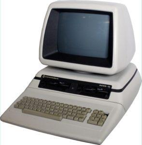Der Computer, der mich einstellte