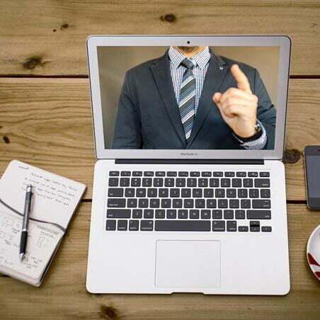 Digitales Bewerbungsgespräch – So überzeugen Sie am Bildschirm