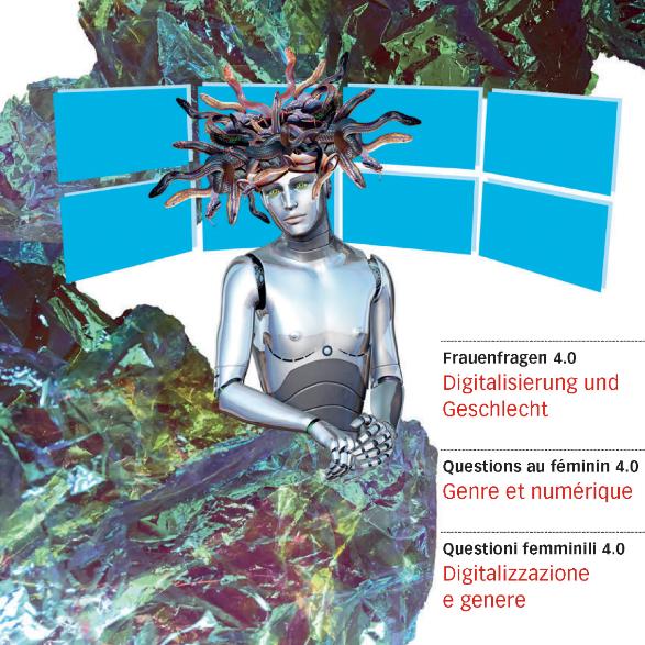 Fachzeitschrift «Frauenfragen» 2020: Digitalisierung der Erwerbsarbeit aus Geschlechterperspektive